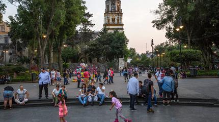 Fotos de la Alcaldía de Coyoacán