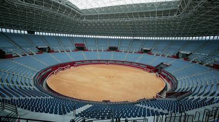 Foto Donosti Arena interior