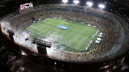 Fotos de eventos en el Estadio Universitario Monterrey
