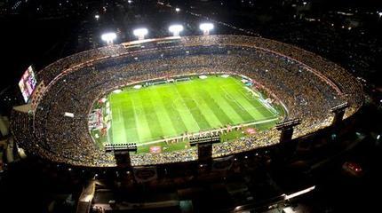 Fotos de conciertos en el Estadio Universitario Monterrey