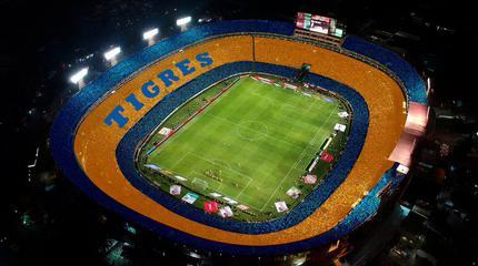 Foto del Estadio Universitario Monterrey, México
