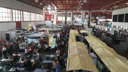Imágenes de la Feria General de Muestras de Armilla, en Granada