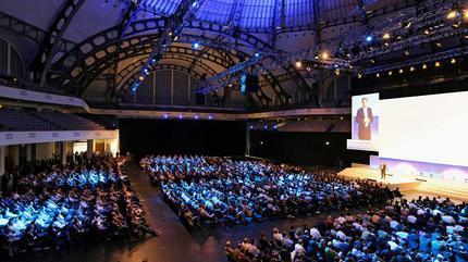 Festhalle Frankfurt concert