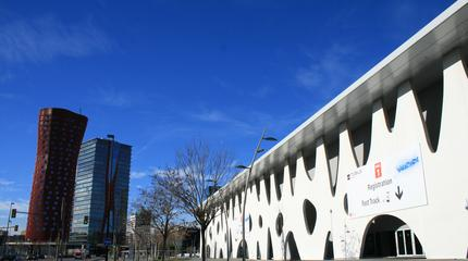 Fotografía de Fira Barcelona Montjuic