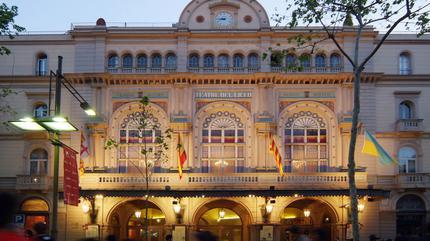 Fotografía del Gran Teatre del Liceu