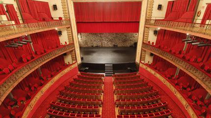 Gran Teatro de Cáceres imágenes