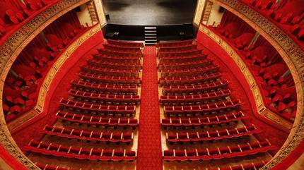 imágenes del Gran Teatro de Cáceres