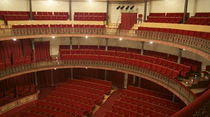 Fotos del Gran Teatro de Cáceres