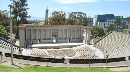 Foto de Greek Theatre-U.C. Berkeley
