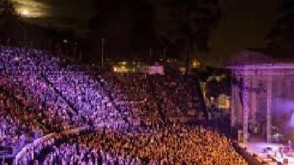 Foto de Greek Theatre-U.C. Berkeley