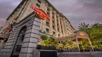 Foto del Hard Rock Café Madrid