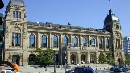 Stadthalle Wuppertal situado en Wuppertal