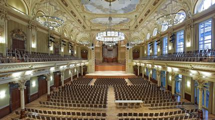 foto del  Stadthalle Wuppertal en Alemania