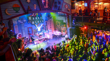 House of Blues Houston concert