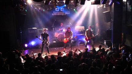 Eventos en la sala Jimmy Jazz de Vitoria