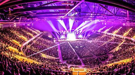 König Pilsener Arena concert