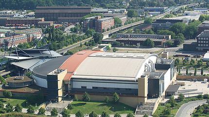 König Pilsener Arena Germany