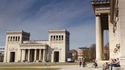 Königsplatz photos