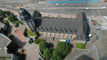 Kulturzentrum Alte Feuerwache situado en Mannheim