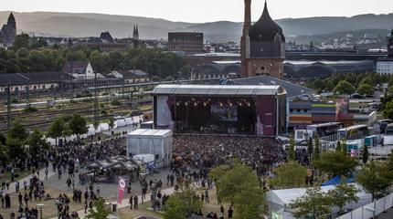 Kulturzentrum Schlachthof concert