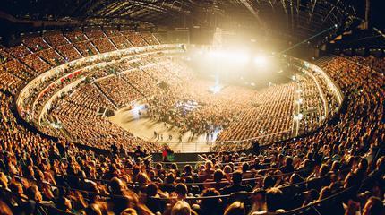 Lanxess Arena concert