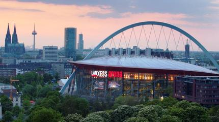 Lanxess Arena colonia