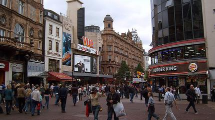 Leicester Square Picture