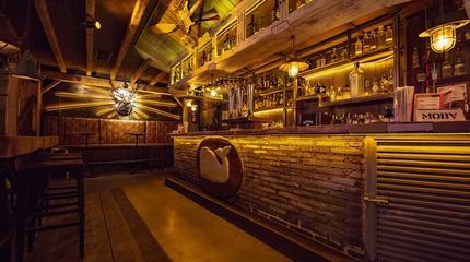 Aspecto del reservado Jäger + Barra Superior (La Cervecería)