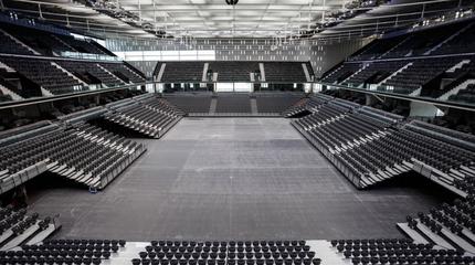 Imagen del Navarra Arena