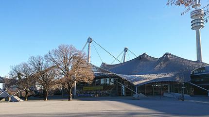 Olympiahalle Munic