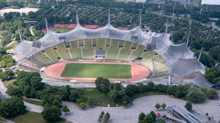Estadio Olímpico de Munich