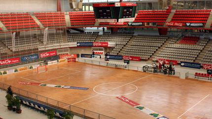 Palacio de Deportes Presidente Adolfo Suárez.