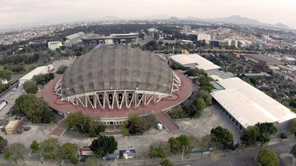 Palacio de los Deportes México