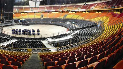 Palacio de los Deportes México concierto