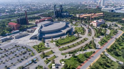 Parque Fundidora México