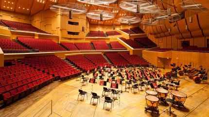 Philharmonie im Gasteig concerts in München