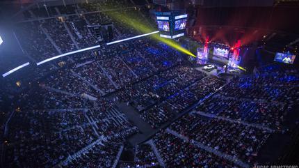 Philips Arena concert