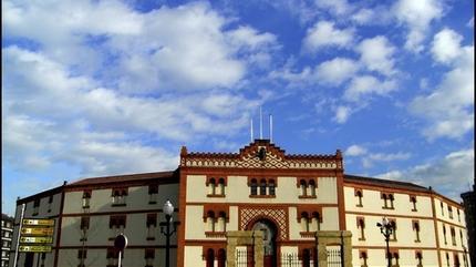 Plaza de Toros de Gijón (Asturias)