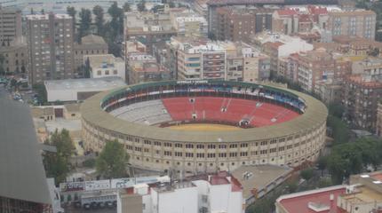 Plaza de Toros de Murcia.