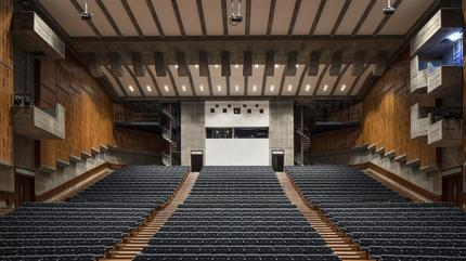 Queen Elizabeth Hall Picture