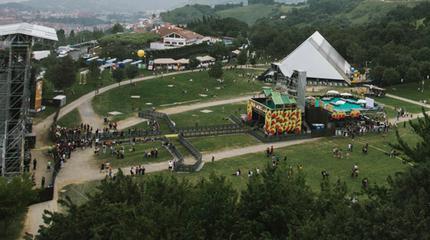 Imagen del recinto de Kobetamendi