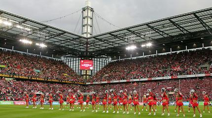 Rhein Energie Stadion Colonia, imágenes