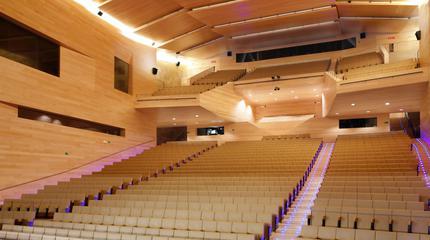 Foto de Auditorio Y Palacio De Congresos Mar De Vigo