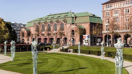 Rosengarten Mozartsaal imagen