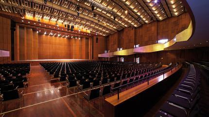 Conciertos y eventos en Rosengarten Mozartsaal