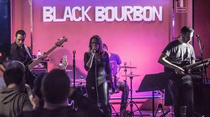 Fotografía de la sala Black Bourbon
