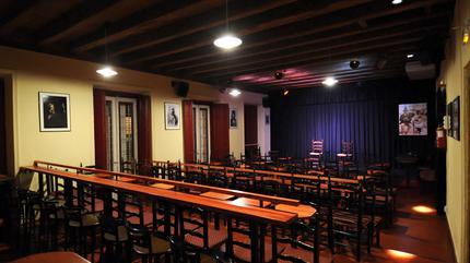 Sala García Lorca en Fundación Casa Patas