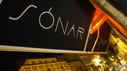 Fotografía de la sala Sónar