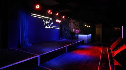 Fotografía de la sala Wah Wah