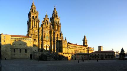 Fotografía de Santiago de Compostela